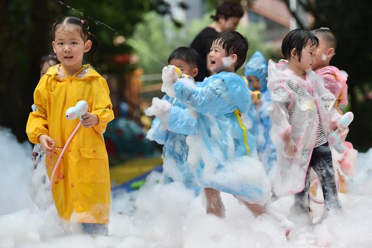 Чем отличаются детские сады в разных странах