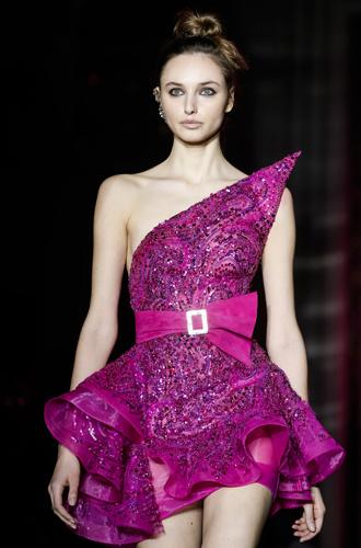 Фото №39 - 7 ключевых женских образов Недели haute couture SS17