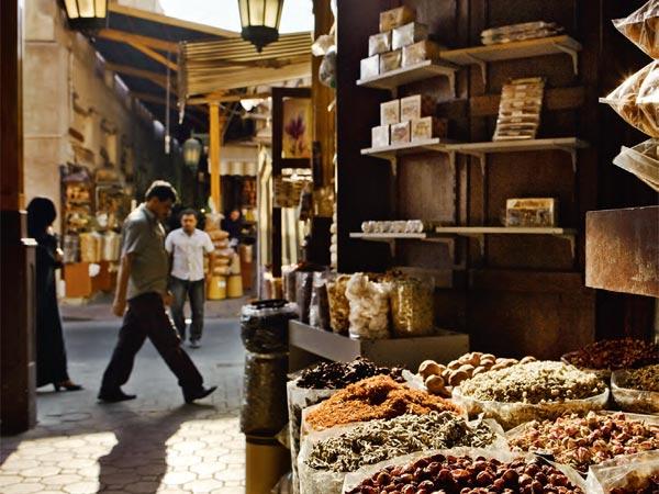 Фото №1 - Дубай. Рынок специй