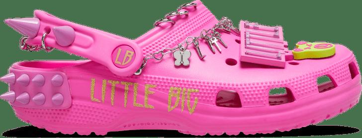 Фото №2 - Вау! Little Big совместно с Crocs выпускают лимитированную коллекцию обуви 😍