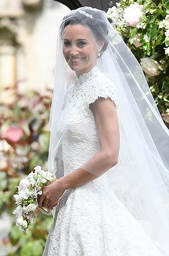Фото №11 - Две невесты: Пиппа Миддлтон vs Кейт Миддлтон