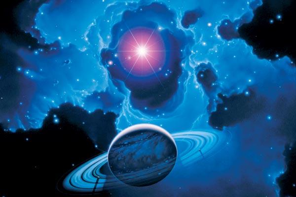 Фото №1 - Как рождаются звезды