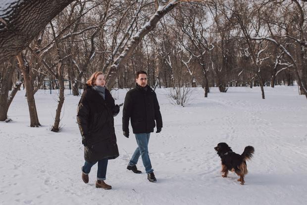 Фото №2 - «А если я лежу в неглиже?»: прогулка с телеведущим и проректором УрФУ Алексеем Фаюстовым по «центральному» ВИЗу
