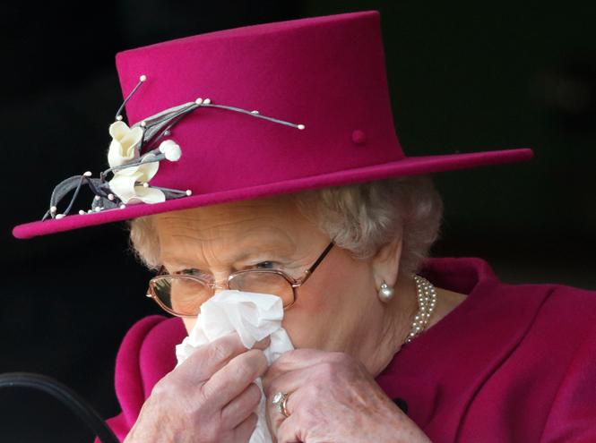 Фото №28 - Как отличить Королеву: каблук 5 см, сумка Launer, яркое пальто и никаких брюк
