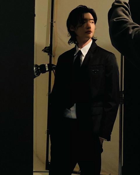 Фото №2 - После армии: Ли Чон Сок волнуется насчет своего возвращения 😅