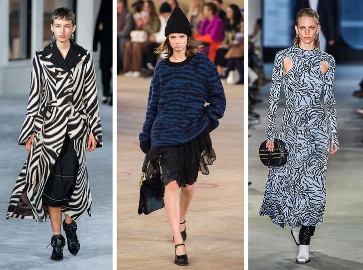 Фото №4 - 10 трендов осени и зимы 2019/20 с Недели моды в Нью-Йорке