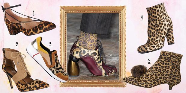 Фото №6 - Самая актуальная обувь этой осени