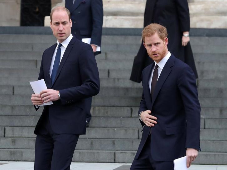 Фото №1 - Комплекс второго сына: почему Гарри так и не смог жить в тени Уильяма