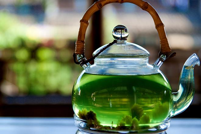 Продукты, которые укорачивают жизнь: зеленый чай