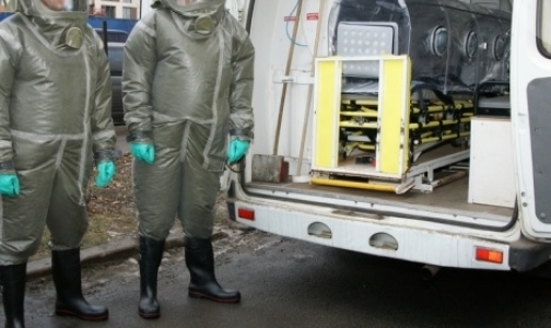 Фото №1 - Минздрав готовится защищать страну от биологического оружия