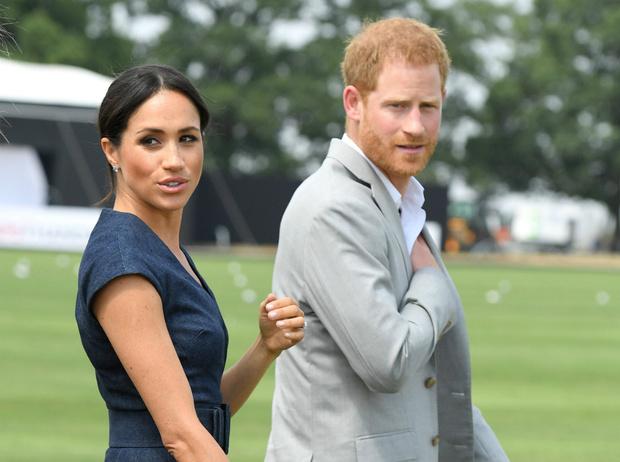 Фото №2 - Санкции или скандал: что будет, если Гарри и Меган нарушат условия «Мегзита»