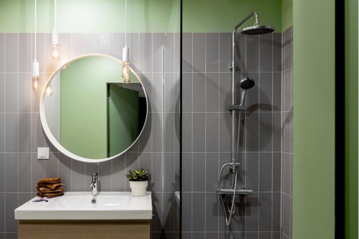 Фото №9 - Зеленая квартира 98 м² в Варшаве