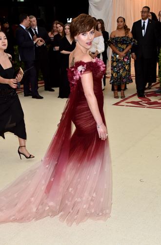 Фото №4 - Почему платье Скарлетт Йоханссон на Met Gala оказалось самым рискованным