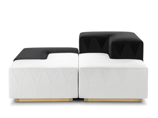 Фото №2 - Yin Yang: диван по дизайну Акселя Хюнха для Munna