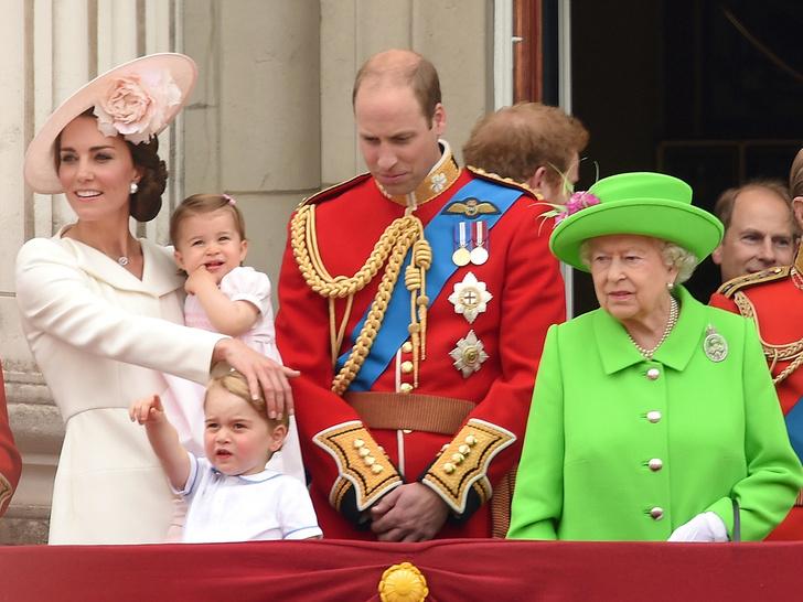 Фото №3 - Мамина дочка: 11 раз, когда Кейт и Шарлотта появлялись в парных образах
