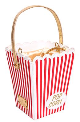 Фото №2 - Вещь дня: сумка в форме пакета с поп-корном