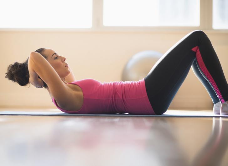 Фото №1 - 5 популярных фитнес-упражнений, опасных для здоровья