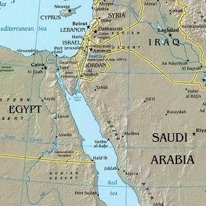 Фото №1 - Египет и Саудовскую Аравию соединят