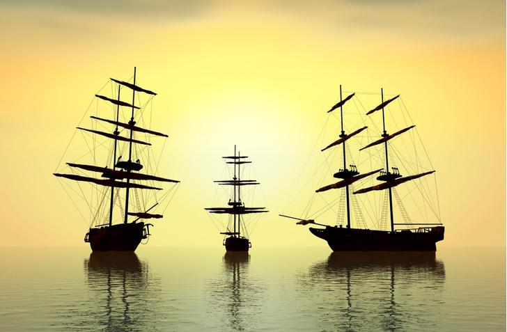 Фото №1 - Чем питались моряки времен Колумба