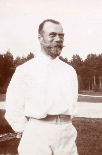 Фото №16 - Милые и забавные архивные фото царской семьи Романовых