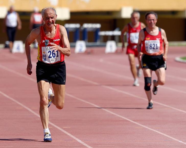 Фото №1 - Занятия спортом замедляют болезнь Паркинсона