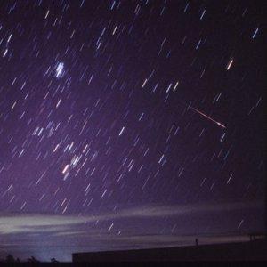 Фото №1 - Звездный дождь польет Россию 12 августа
