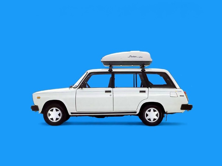Фото №8 - Как назывались экспортные версии советских автомобилей