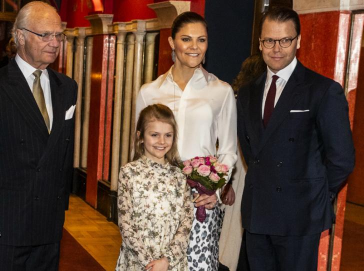 Фото №2 - «Диснеевская принцесса»: будущая королева Швеции покорила сердца поклонников