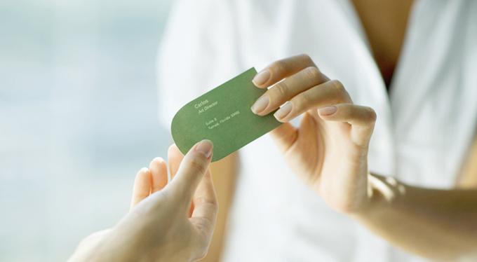О чем расскажет имя на вашей визитке?