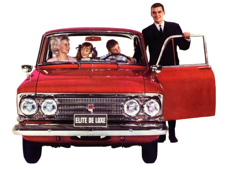 Фото №2 - Как назывались экспортные версии советских автомобилей