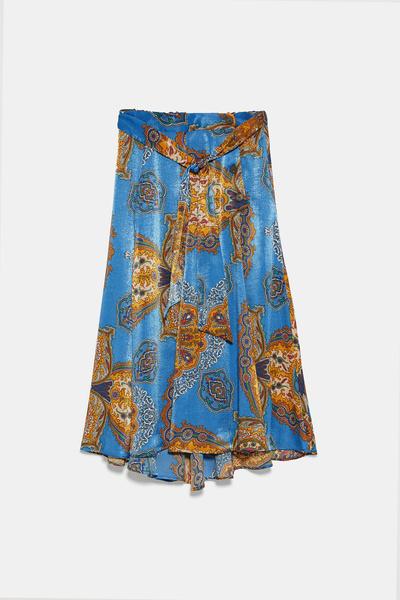 Фото №4 - Что купить: универсальный набор юбок на весну 2019