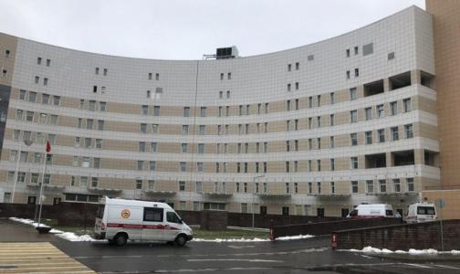 Фото №1 - Боткинская больница готовит старые корпуса для приема контактных по коронавирусу