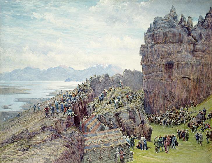 Фото №5 - Ничья земля: версии возникновения свободной Исландии