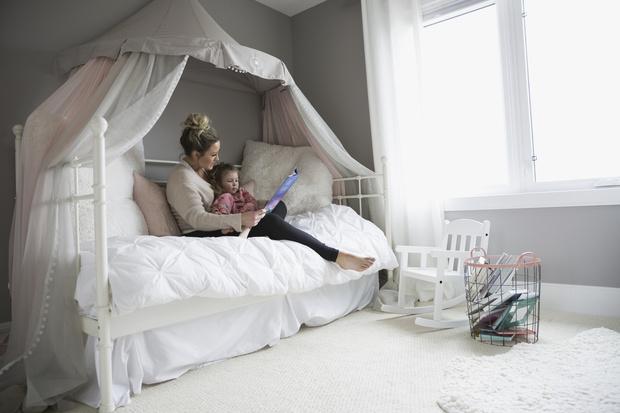 Фото №1 - Как отучить ребенка спать с мамой: проверенные способы
