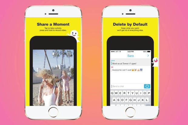 Фото №1 - Почему тебе стоит скачать приложение Snapchat?