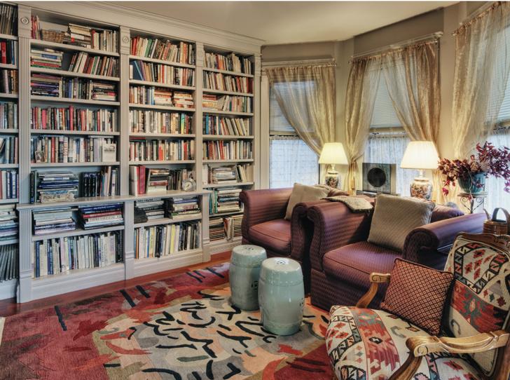 Фото №1 - Винтаж в интерьере: как не превратить квартиру в «бабушкин сундук»