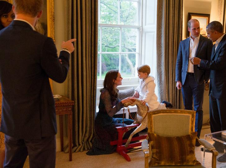 Фото №3 - Идеальный дядя: как принц Гарри общается с племянниками