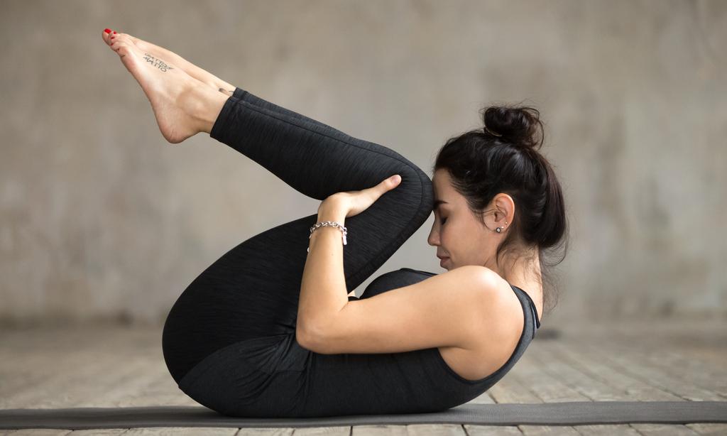 5 простых и 5 крутых упражнений для осиной талии