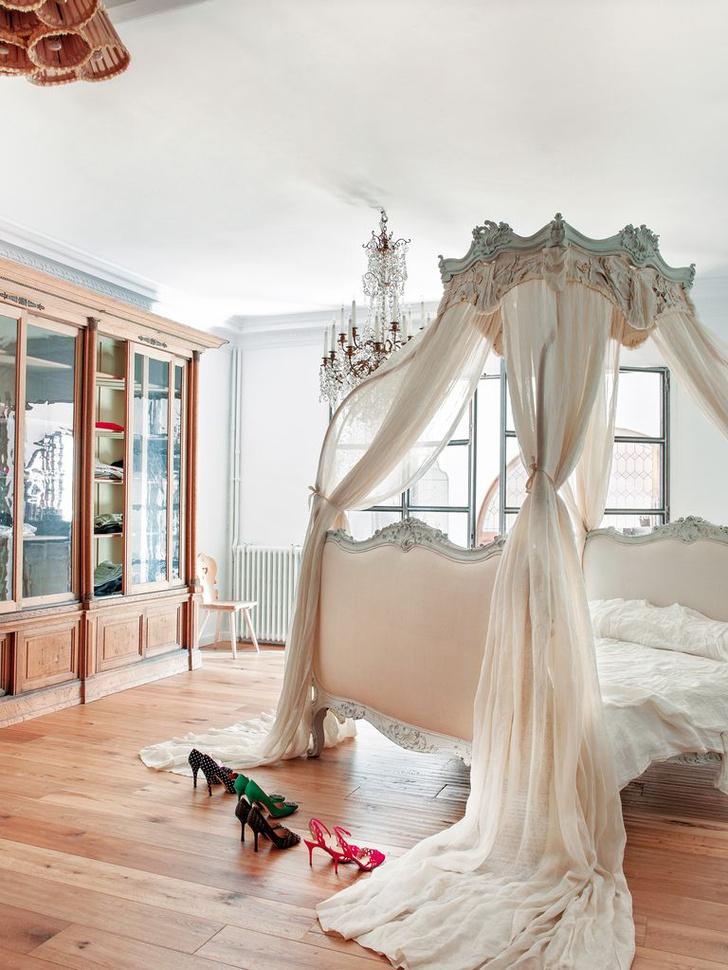 Фото №1 - Романтичная спальня: 7 вдохновляющих идей