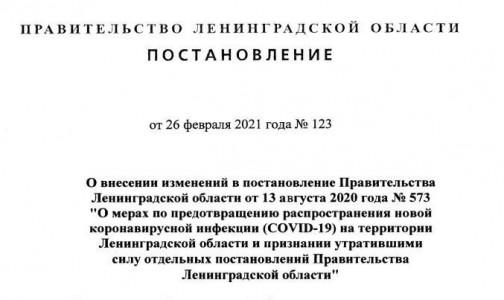 """Фото №1 - Кудрово и Мурино """"пожелтели"""". Какие ограничения снимают в Ленобласти с 1 марта"""