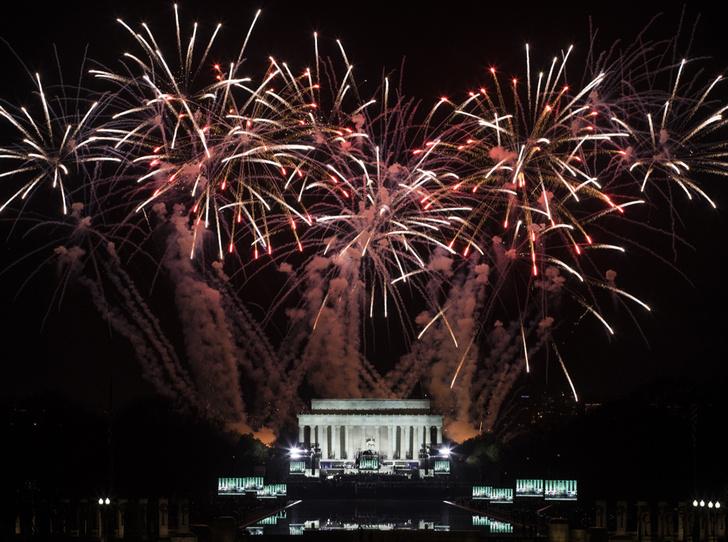 Фото №5 - Инаугурация президента США: 17 рекордов и любопытных исторических фактов
