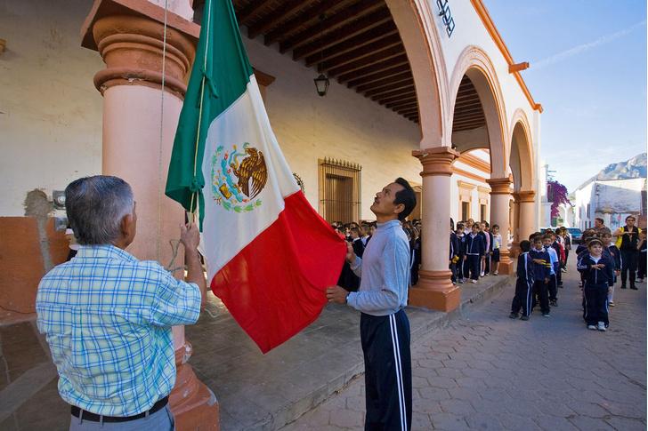 Фото №8 - Пограничное состояние, или Текс, мекс и индейцы