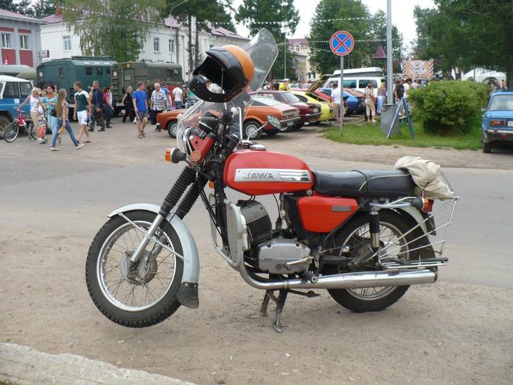 Фото №3 - С дымком: 5 фактов о мотоциклах «Ява», которые боготворили в СССР