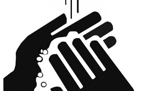 Фото №1 - Только 77% мужчин моют руки после туалета