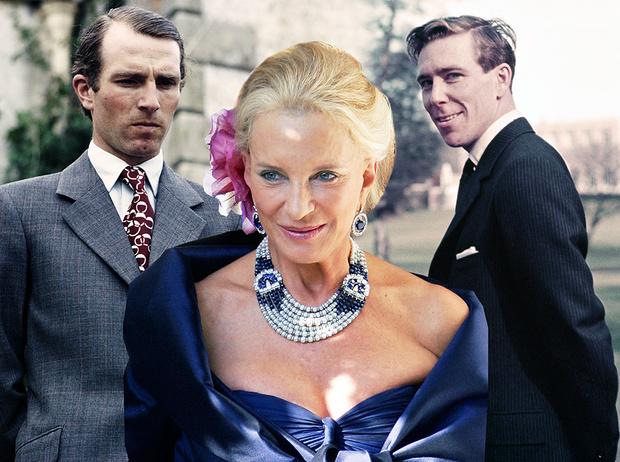 Фото №1 - В семье «не без»: неудобные родственники членов королевской семьи
