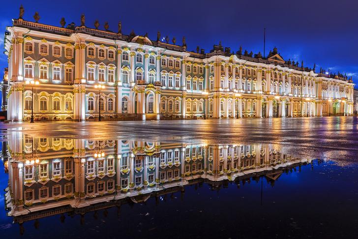 Фото №1 - Эрмитаж вошел в тройку лучших музеев мира
