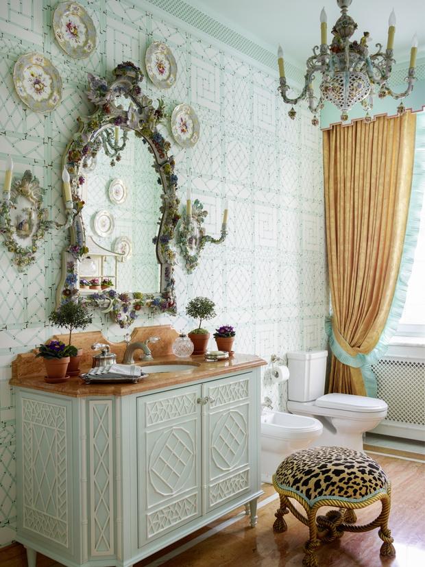 Фото №4 - Тренды 2021: дизайн ванной комнаты