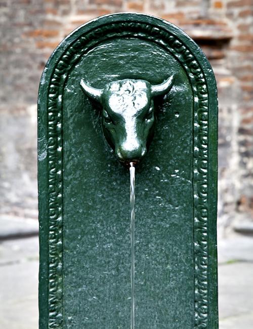 Фото №5 - Вода и камень: питьевые фонтанчики Италии