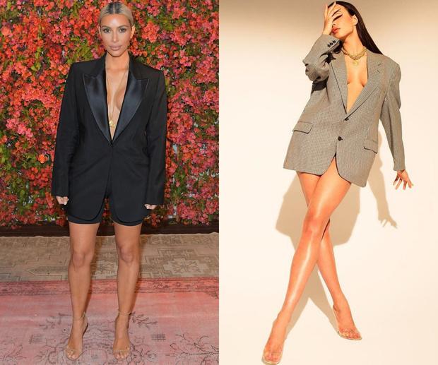 Фото №6 - «Ну, перестань»: Решетова снова уличила Ким Кардашьян в копировании своего стиля