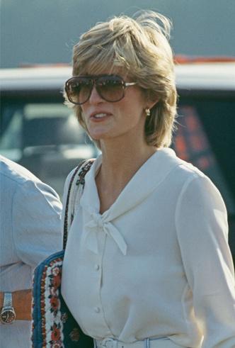 Фото №11 - Любимые солнцезащитные очки принцессы Дианы